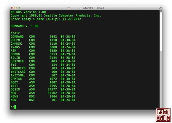 Ảnh chụp màn hình của 86-DOS giả lập trên máy tính ngày nay_Thegioidoco.net.jpg