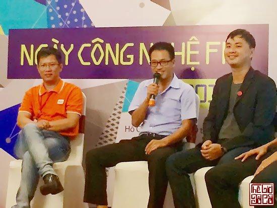 Ông Nguyễn Thanh Bình, sáng lập viên Cốc Cốc (ngồi giữa)_Thegioidoco.net.jpg