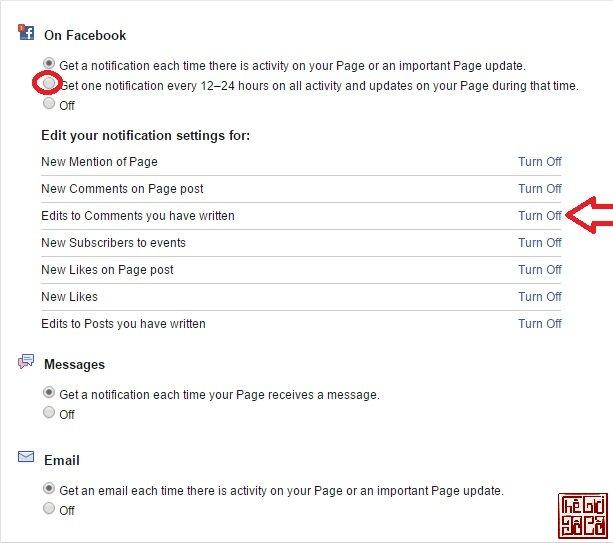 Hướng dẫn giảm tải thông báo Facebook Page_2_Thegioidoco.net.jpg
