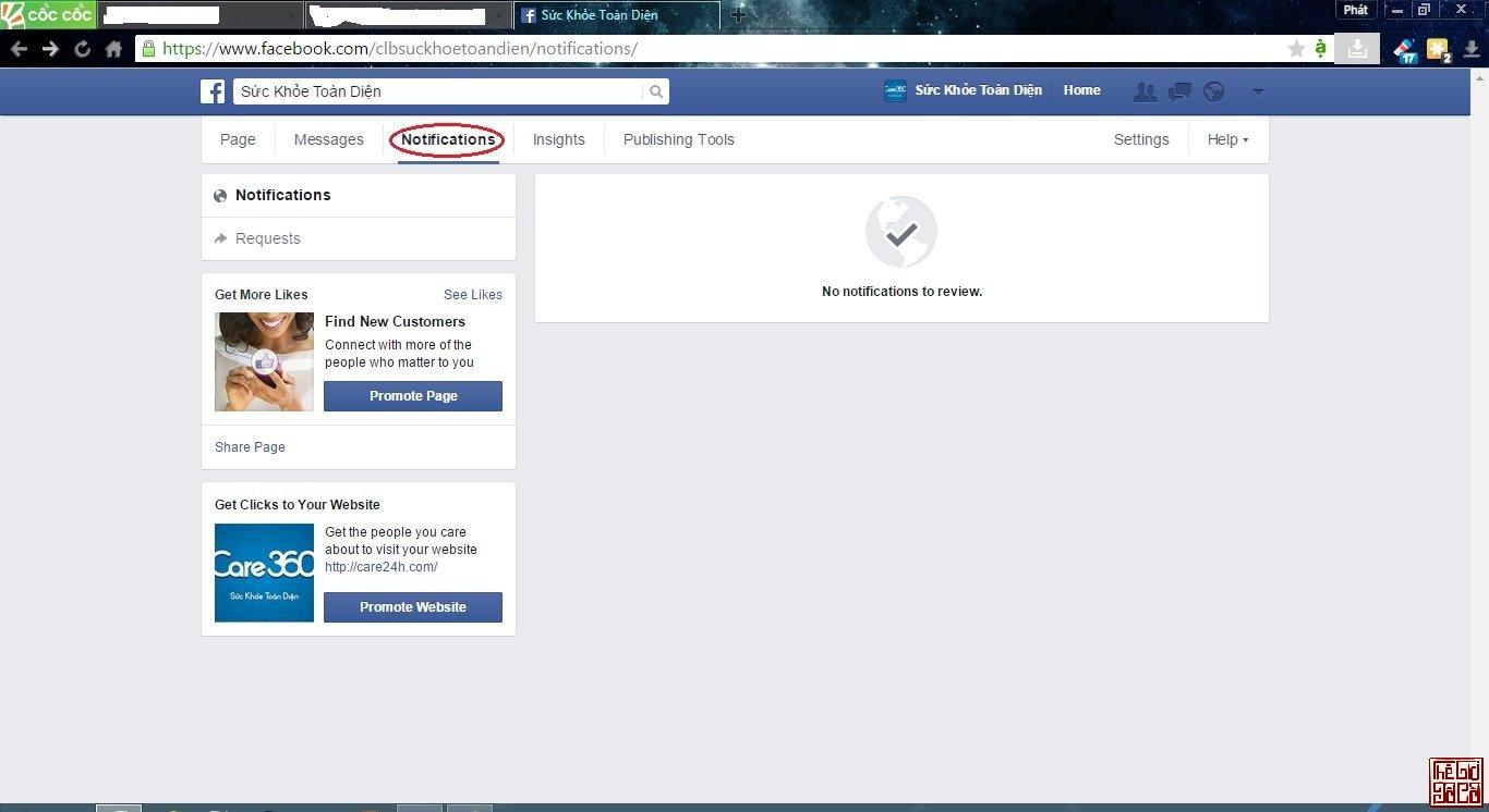 Hướng dẫn giảm tải thông báo Facebook Page_3_Thegioidoco.net.jpg