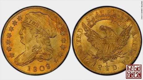 KINH NGẠC VỚI ĐỒNG XU 2,5 USD TRỊ GIÁ TỚI 2,4 TRIỆU USD_Thegioidoco.net.jpg
