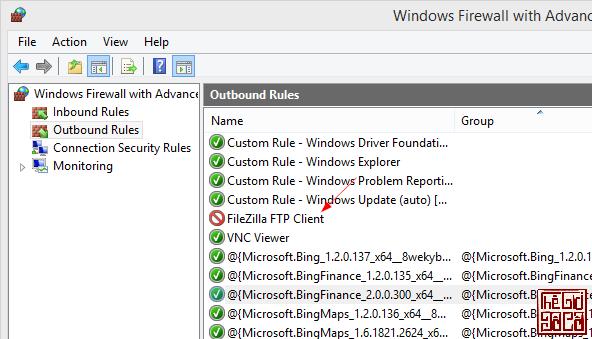Kiểm soát kết nối mạng cho từng ứng dụng trên Windows_3_Thegioidoco.net.png