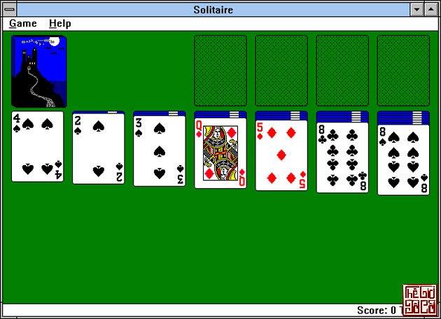 Microsoft kỷ niệm 25 năm game bài Solitaire_Thegioidoco.net.jpg