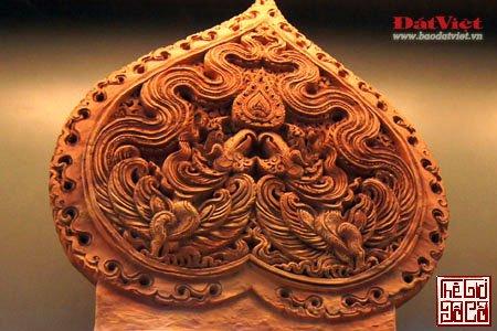 Khám phá hình tượng rồng và lá bồ đề trong điêu khắc thời Lý_1_Thegioidoco.net.JPG