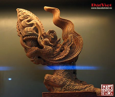 Khám phá hình tượng rồng và lá bồ đề trong điêu khắc thời Lý_3_Thegioidoco.net.JPG