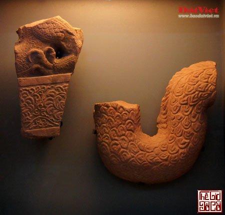 Khám phá hình tượng rồng và lá bồ đề trong điêu khắc thời Lý_9_Thegioidoco.net.JPG