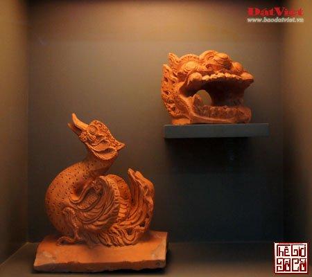 Khám phá hình tượng rồng và lá bồ đề trong điêu khắc thời Lý_10_Thegioidoco.net.JPG