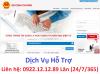 Dịch Vụ Dăng Ký Website Thương Mại Điện Tử ( Web TMDT ) Trong vòng 7 Ngày Làm Việc