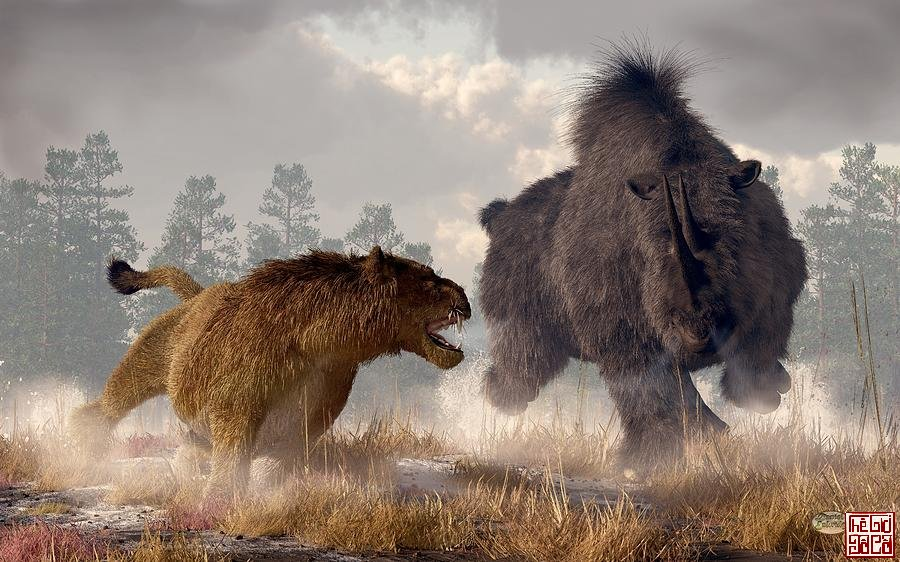 woolly-rhino-and-cave-lion-daniel-eskridge.jpg